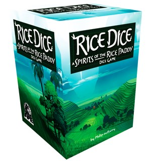 Rice Dice Terningspill A Spirits of the Rice Paddy Dice Game