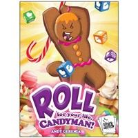 Roll For Your Life Candyman Terningspill