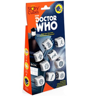 Rorys Story Cubes Doctor Who