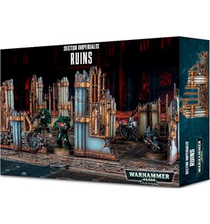 Sector Imperialis Ruins Warhammer 40K