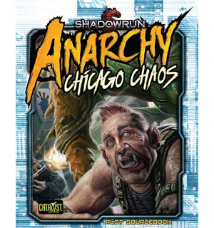 Shadowrun Chicago Chaos Sourcebook