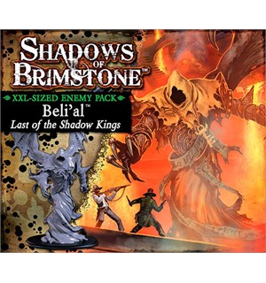 Shadows of Brimstone Belial XXL Exp Utvidelse til Shadows of Brimstone