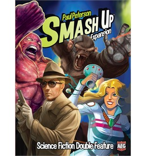 Smash Up Science Fiction Double Feature Utvidelse til Smash Up