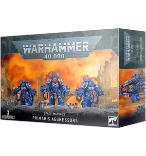 Space Marines Primaris Aggressors Warhammer 40K