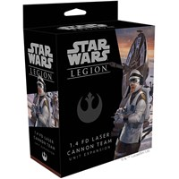 Star Wars Legion 1.4 FD Laser Cannon Exp Utvidelse til Star Wars Legion