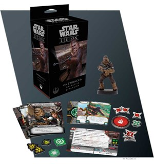 Star Wars Legion Chewbacca Operative Exp Utvidelse til Star Wars Legion