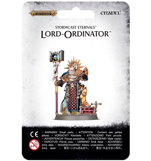 Stormcast Eternals Lord-Ordinator Warhammer Age of Sigmar