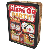 Sushi Go Party Kortspill