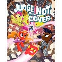 Tails of Equestria Judge Not By Cover My Little Pony RPG - Adventure