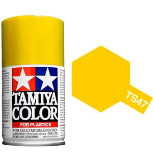 Tamiya Airspray TS-47 Chrome Yellow Tamiya 85047 - 100ml