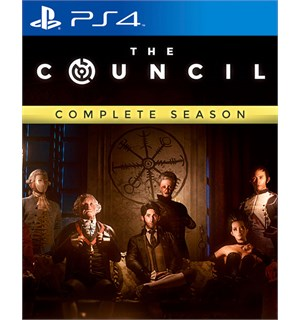 The Council Complete Season PS4