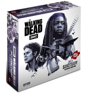 The Walking Dead Killer Within Expansion Utvidelse til The Walking Dead No Sanctu