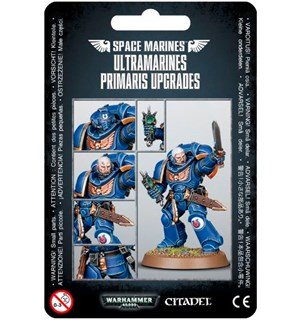 Ultramarines Primaris Upgrades Warhammer 40K Space Marines