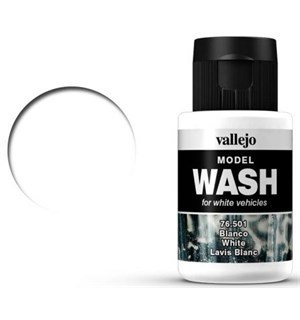 Vallejo Model Wash - White 35ml