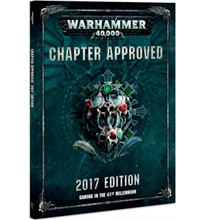 Warhammer 40K Chapter Approved 2017 Ed. 2017 Edition