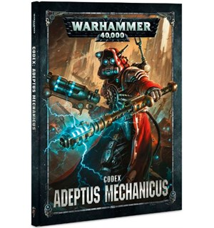 Adeptus Mechanicus Codex Warhammer 40K