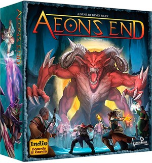 Aeons End Second Edition Brettspill