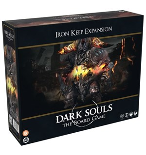 Dark Souls Board Game Iron Keep Exp Utvidelse til Dark Souls The Board Game
