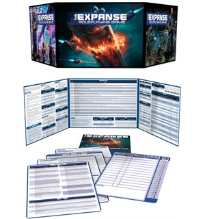 The Expanse RPG GM Kit Roleplaying Game - Game Master's Kit
