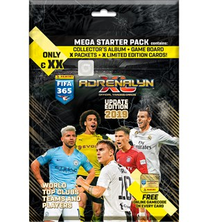 AdrenalynXL FIFA 365 2019 Starter Pack Update Edition
