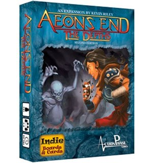Aeons End Depths Expansion Utvidelse til Aeons End Second Edition
