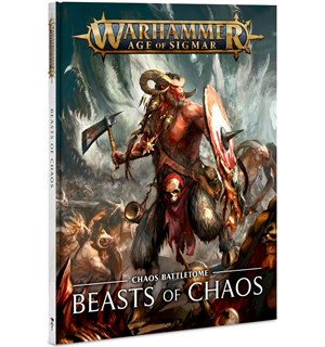 Beasts of Chaos Battletome Warhammer Age of Sigmar