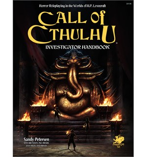 Call of Cthulhu Investigator Handbook Call of Cthulhu RPG