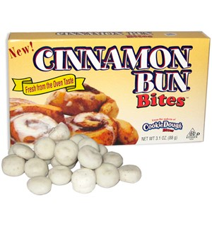 CookieDough Cinnamon Bun Bites - 88g