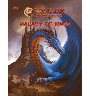 D&D Adventure S2 Malady of Kings Dungeons & Dragons Scenario Level 10-12