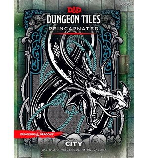 D&D Dungeon Tiles City Dungeons & Dragons Reincarnated