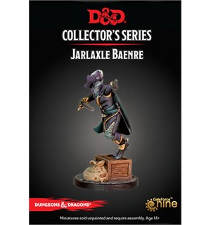 D&D Figur Coll. Series Jarlaxle Baenre Dungeons & Dragons Collectors Series
