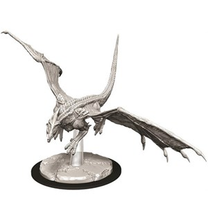 D&D Figur Nolzur Young White Dragon Nolzur's Marvelous Miniatures - Umalt