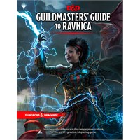 D&D Suppl. Guildmasters Guide to Ravni Dungeons & Dragons Supplement