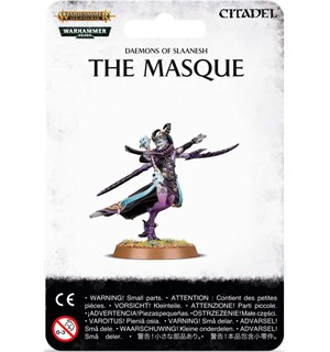 Daemons of Slaanesh The Masque Warhammer 40K / Age of Sigmar