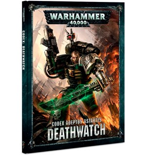 Deathwatch Codex Warhammer 40K