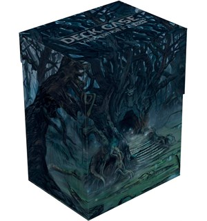 Deck Case Lands Edition Swamp 80+ Ultimate Guard Lands Edition II