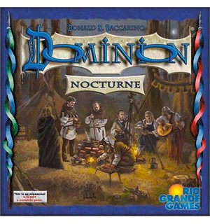 Dominion Nocturne Expansion Utvidelse til Dominion