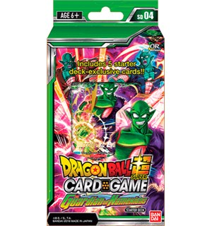 Dragon Ball SCG SD04 Guardian Starter De Starter Deck Guardian Namekians