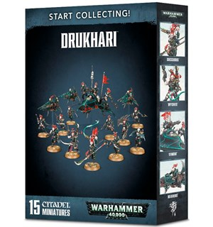 Drukhari Start Collecting Warhammer 40K