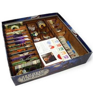 Eldritch Horror Insert Hold kontroll i spillboksen