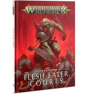 Flesh Eater Courts Battletome Warhammer Age of Sigmar