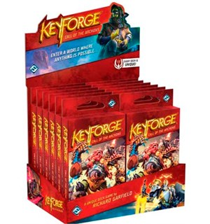 KeyForge Archon Deck Display 12 Archon Decks