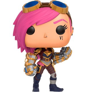League of Legends POP Figur Vi 9cm