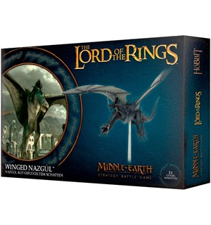 Lord of the Rings Winged Nazgul Middle-Earth Strategy Battle Game