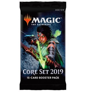 Magic Core Set 2019 Booster