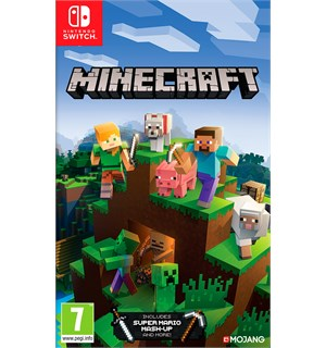 Minecraft Nintendo Switch Edition