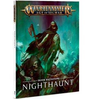 Nighthaunt Battletome Warhammer Age of Sigmar