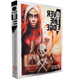 Over the Edge RPG Core Rulebook Third Edition