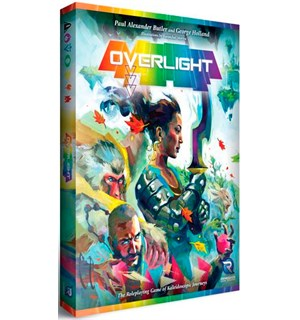 Overlight RPG Rulebook