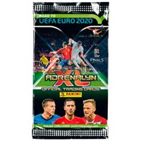 Panini Road to UEFA EURO 2020 Booster Adrenalyn XL - 6 Fotballkort per pakke